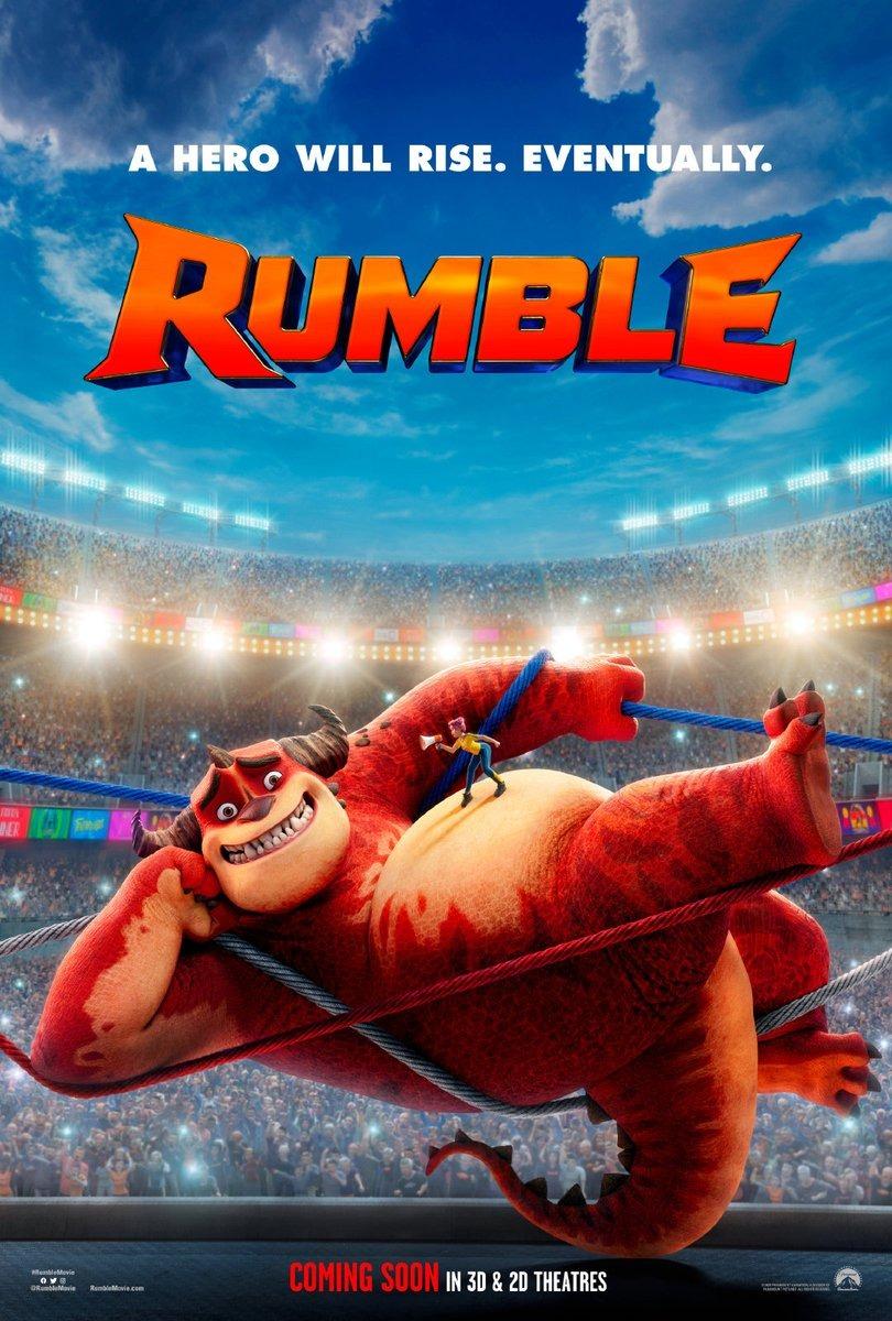 rumble-il-film-danimazione-paramount-siltta-al-2022