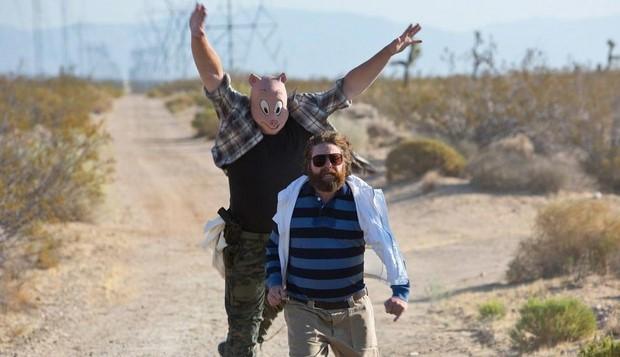 Stasera in tv su Italia 1 Una notte da leoni 3 con Bradley Cooper (8)