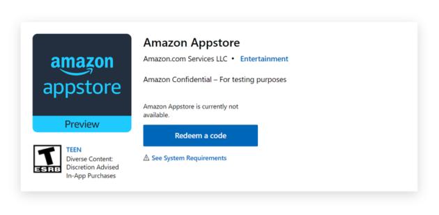 Davide Ladisa - amazon appstore preview listing 630x309 1